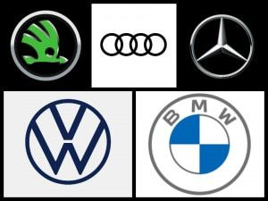 Covid-19 Top 5 Messages About Social Distancing From Car Manufacturers Audi BMW Mercedes-Benz Skoda Volkswagen