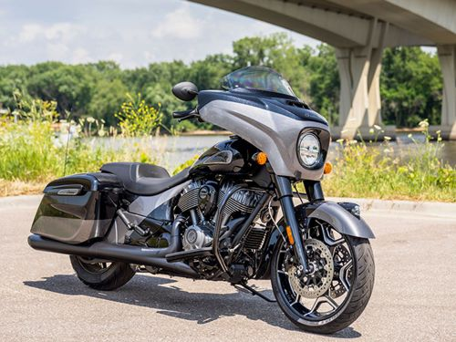 Indian Motorcycle Celebrates With the 2021 Chieftain Elite