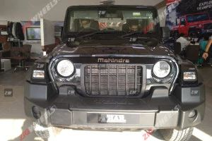 Mahindra Thar AX 2020 In Detailed Pictures