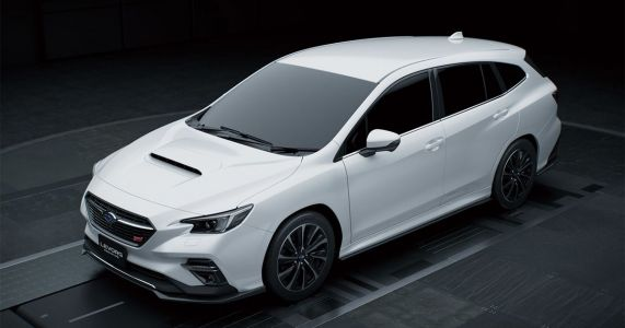 The Subaru Levorg STI Sport Prototype Is A Delicious Piece Of Forbidden Fruit