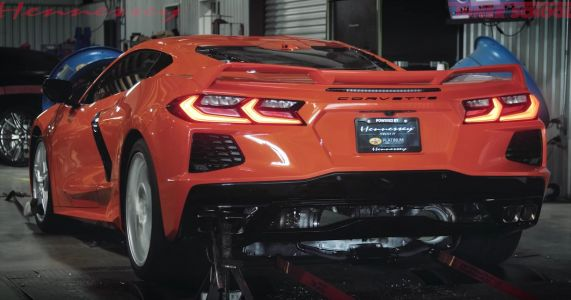The World's First Twin-Turbo C8 Corvette Makes 643whp, And That's Just The Start