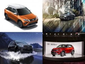 Top Car News India Toyota Urban Cruiser MG Gloster Ford Endeavour Sport Kia Sonet GTX Automatic Mercedes-AMG GLE 53
