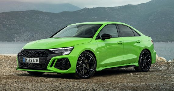 Audi RS3 Review: Warbly Entertainment With A Hint Of Oversteer