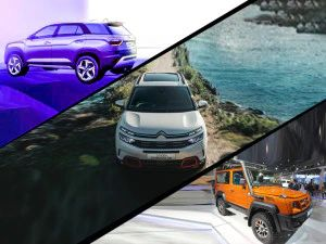 Upcoming Cars That Will Debut Or Launch In April Hyundai Alcazar Volkswagen Tiguan 2021 Kia Seltos And More