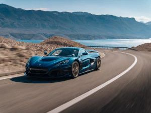 Production-spec Rimac Nevera CTwo Electric Supercar Unveiled With 1914PS Quad-Motor Powertrain
