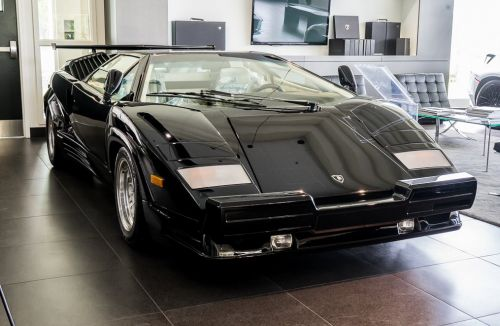 Brand New Lamborghini Countach 25th Anniversary For Sale In Canada