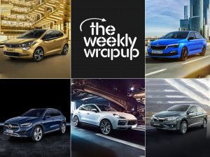Top 5 Car News Of The Week 2020 Skoda Rapid 2020 Mercedes-Benz GLA Unveiled BS6 Honda City and Porsche Cayenne Coupe Launched Tata Altroz Launch Date Revealed