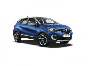 2020 Renault Captur Facelift SUV Fully Revealed In Russia