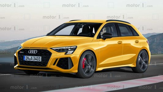 New Audi RS3 To Get Golf 8 R AWD System Says Report