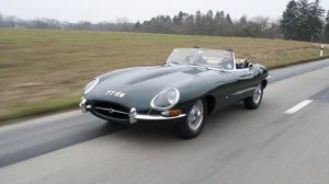 Return Of The XK Jaguar Classic Reintroduces The 38-Litre Engine Replacement After 50 Years
