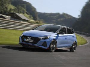 Hyundai i20 N Performance-focused Hot Hatch Unveiled Gets A Turbocharged 16-Litre Engine And A Manual Gearbox