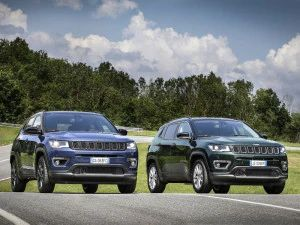 2020 Jeep Compass Breaks Cover India Launch Expected In Early 2021