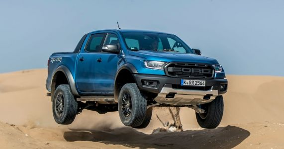 America's Ford Ranger Raptor Will Get A Turbocharged Petrol V6