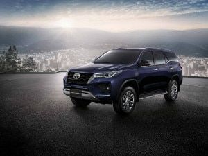 Toyota Fortuner Facelift India Launch On January 6 2021 What To Expect