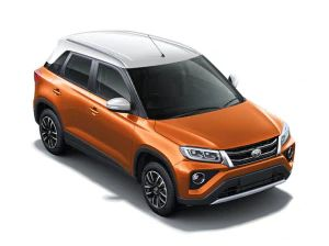 Toyota Urban Cruiser Variant-wise Feature And Colour Options Leaked Ahead Of September 23 Launch