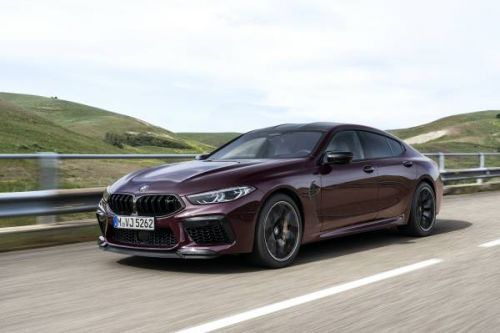 BMW M8 Gran Coupé Competition Revealed