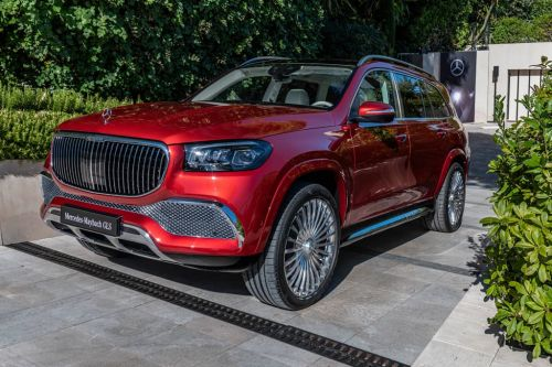 Luxurious V8-Powered Mercedes-Maybach GLS 600 Revealed