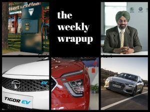 Top 5 Car News Of The Week Tigor EV Launched Creta Spied And More