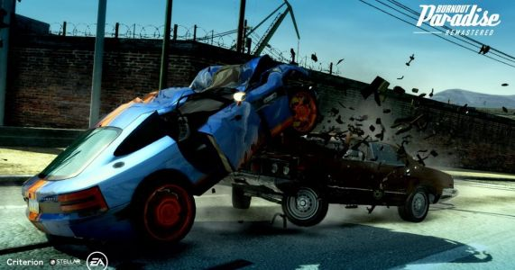 Burnout Paradise Remastered Is On Its Way To Nintendo Switch