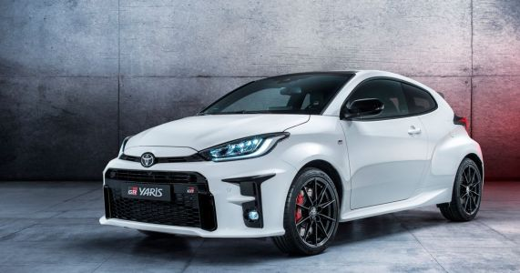 The Toyota GR Yaris Has Arrived With All-Wheel Drive And A 257bhp Triple