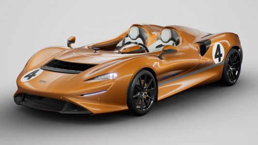 McLaren Elva M6A Theme Honours The Car That Started McLaren's Orange Obsession