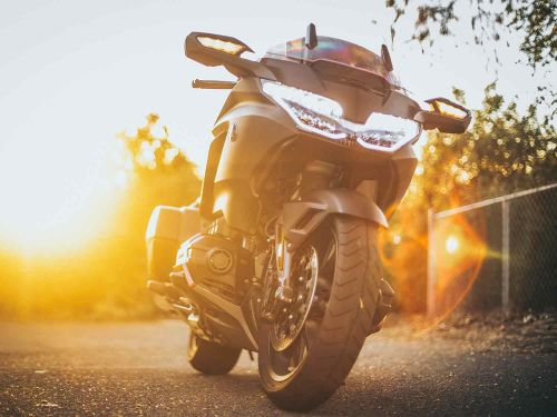 2020 Honda Gold Wing DCT MC Commute Review Photo Gallery