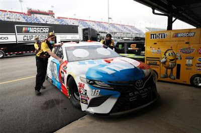 Kyle Busch is 5/1 to win for seventh time at Richmond