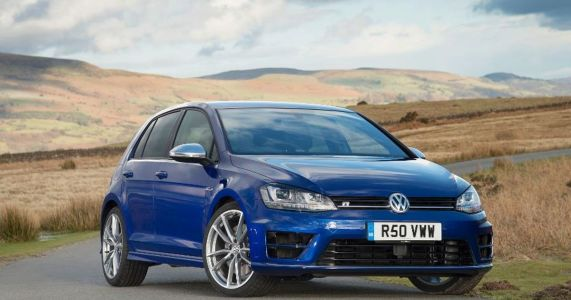 The Next VW Golf R Will Make 329bhp, GTI TCR Good For 297bhp