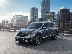 Honda CR-V SUV To Get A Special Edition This Diwali Prices To Be Revealed By November First Week