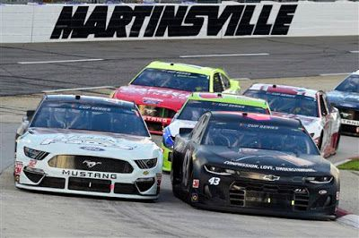 Odds to win 2020 Xfinity 500 at Martinsville Speedway