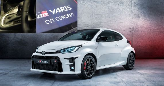 Toyota Has Made A FWD CVT GR Yaris, Reportedly Develops Just 118bhp