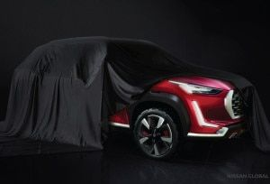 Nissan Sub-4 Metre SUV Magnite Teased Again Global Debut On July 16