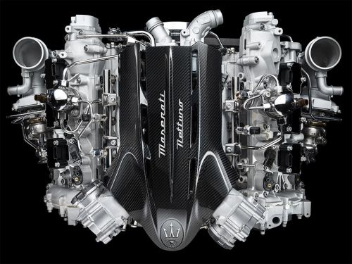 New Maserati 'Nettuno' V6 To Deliver 621 HP