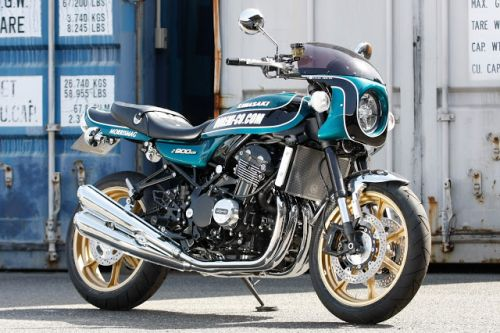 Kawasaki Z900 RS 2 by Doremi Collection