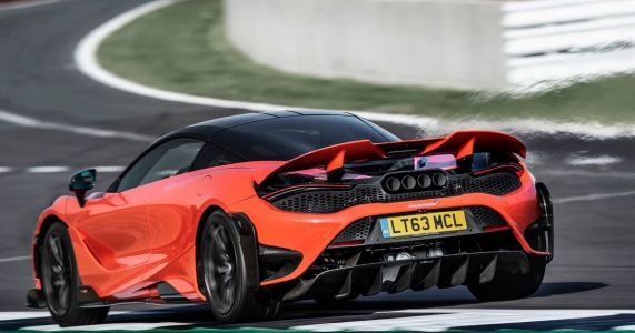 McLaren 765LT Review: Almost Woking's Masterpiece
