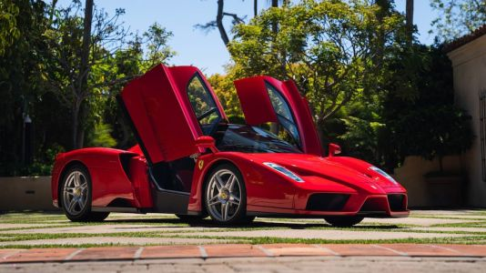 Ferrari Enzo Sets Online Only Auction Record With R44 Million Sale