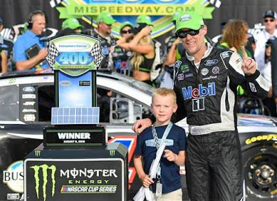 Kevin Harvick is 3/1 to win at Homestead