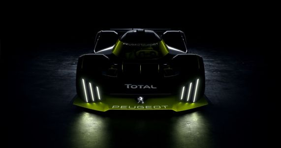 Here's Your First Look At Peugeot's Le Mans Hypercar