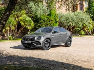 Mercedes-AMG GLC 43 Coupe India Launch On November 3 It Will Be Assembled In India