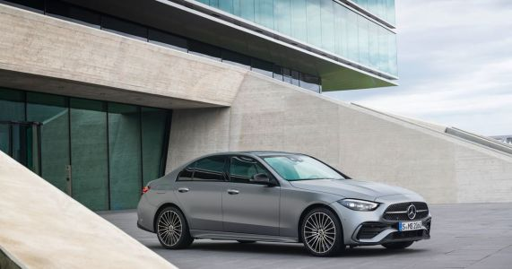 The New 'W206' Mercedes C-Class Is Here With Inline-Fours Only