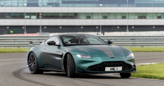 Aston Martin Vantage F1 Edition Review: The Best Vantage Yet, At A Price