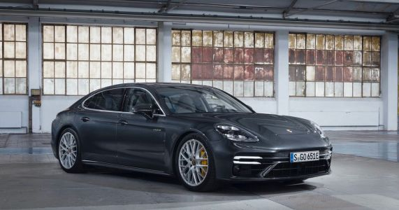 The Porsche Panamera Turbo S E-Hybrid Now Has Nearly 700bhp