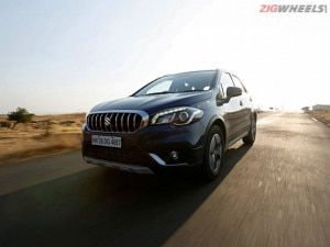 Limited-Run Maruti S-Cross Plus Variant Launched At Rs 839 Lakh