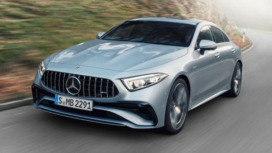 2022 Mercedes-AMG CLS 53 Facelift Revealed