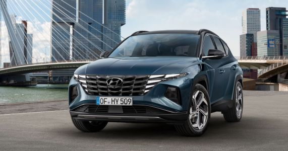Surprisingly, This Is The New Hyundai Tucson
