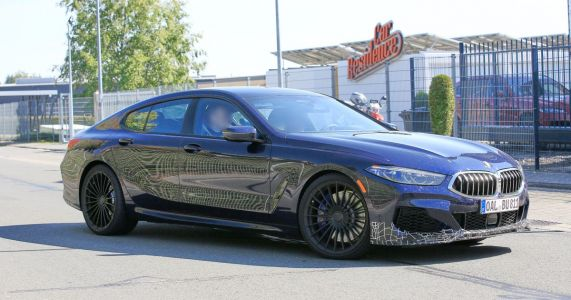 The Alpina B8 Gran Coupe Will Be Like The M8 But Better