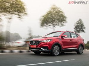 MG ZS EV All-Electric SUV Bookings To Close On January 17