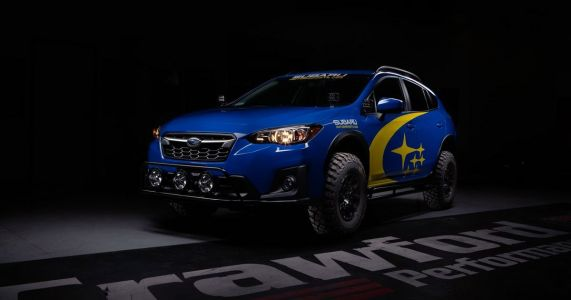 Live Out Your Baja Dreams With This 'Overland' Subaru XV/Crosstrek