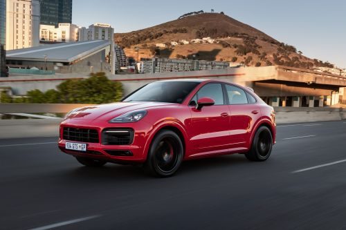 Driven | Porsche Cayenne GTS Coupé