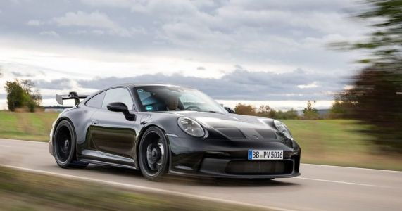 Porsche 911 GT3 Details Confirmed: Double Wishbone Front, N/A Flat-Six, Optional Manual